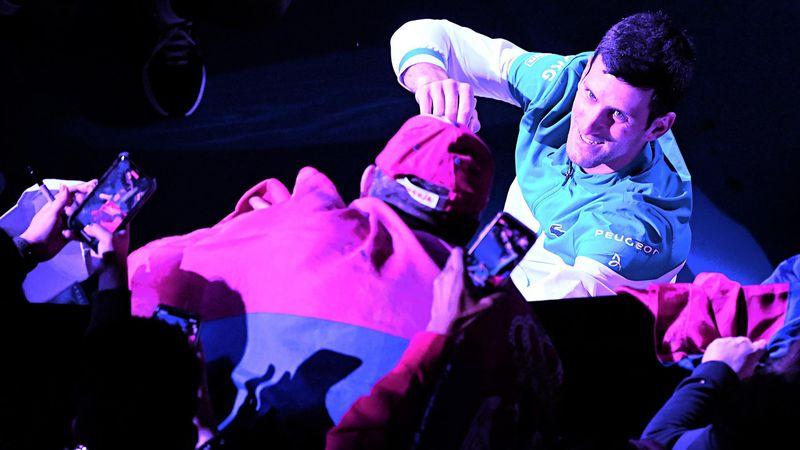 "Djokovic: ""Merci Melbourne, c'est une histoire d'amour qui ne cesse de grandir"""