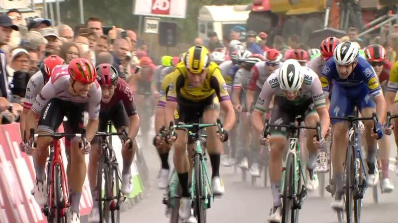 BinckBank Tour: Bennett tok første etappe