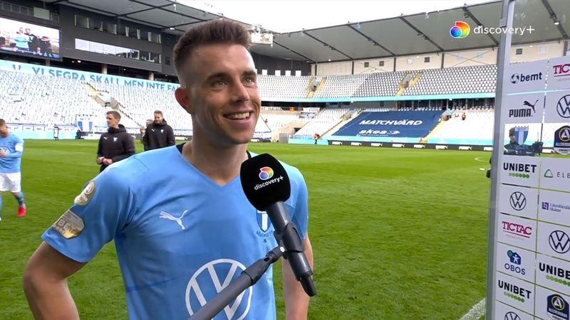 """""""Jeg tænkte: hvorfor ikke?"""" – Jonas Knudsen efter drømmemål og flot sæsonstart"""