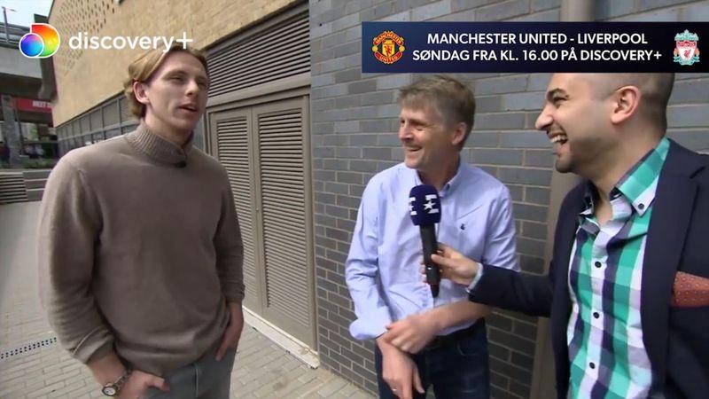 Gensyn med Manchester United-nørden over dem alle: Kan alle resultater og målscorere