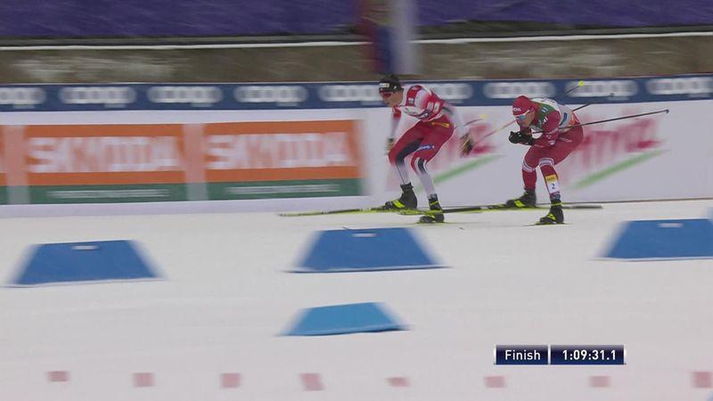 Lahti:  Relay Men Highlights