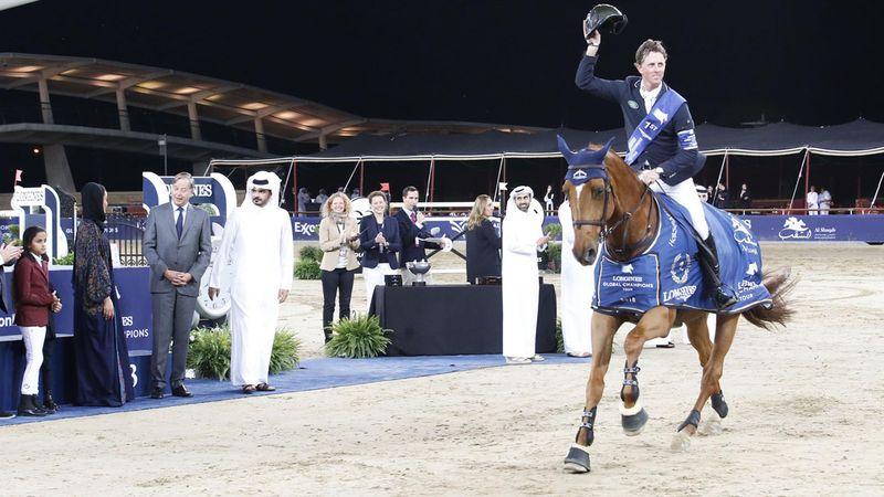 Maher krönt sich zum König von Doha