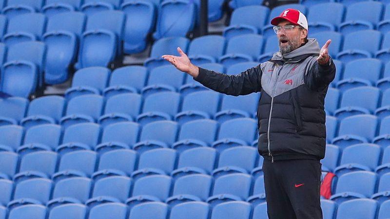 Personalnot bei Liverpool: Klopp erneuert Kritik