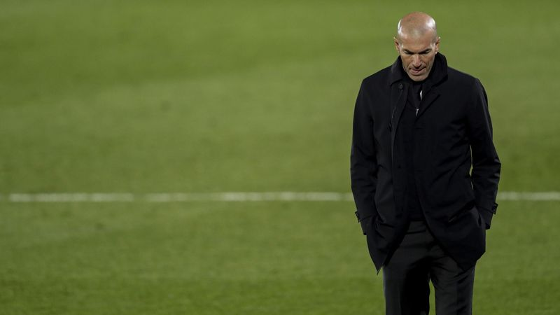 """Zidane strauchelt nach Reals Heimpleite: """"Habe keine Erklärung"""""""