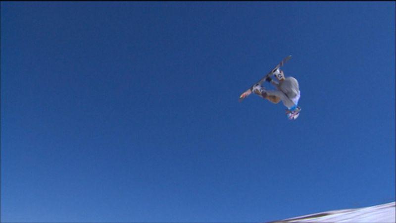Freestyle slopestyle : Seppe Smits Winner Run