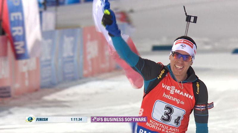 Biathlon HLTS : Mixed Relay
