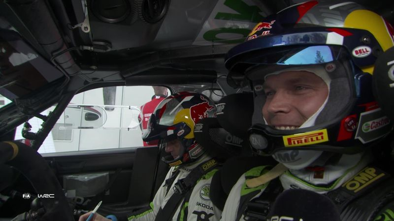 Se Andreas Mikkelsen i Rally Sardinia