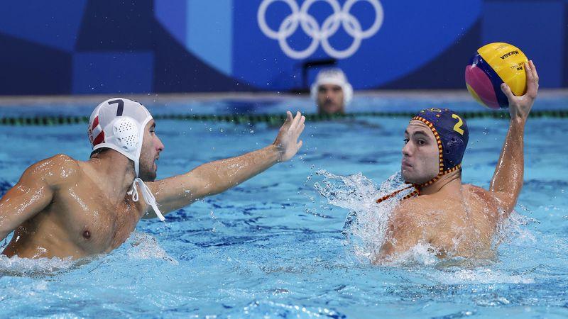 Waterpolo (H) | Semifinales, Serbia-España: El ogro olímpico obliga a luchar por el bronce (10-9)