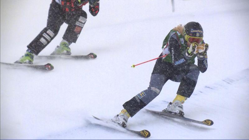 Marielle Thompson, la más rápida en el Ski Cross de Sunny Valley