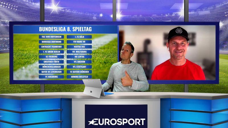 #SotipptderBoss den 8. Spieltag: Bayern siegt bei Bayer