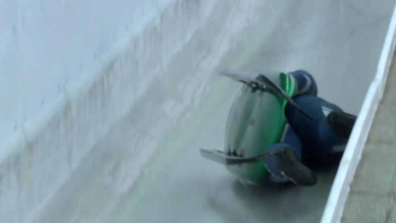 Страшное падение: Демченко перевернулась на скорости 111 км/ч