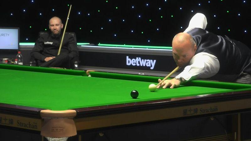 Watch Bingham's brilliant 147 in full