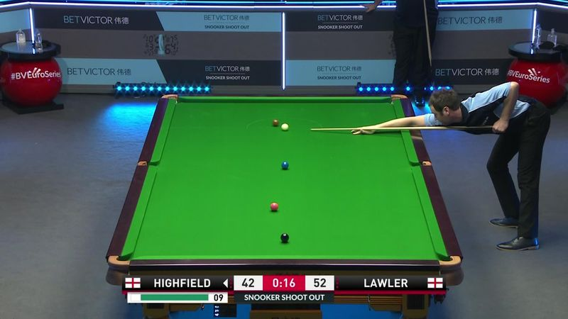 'That is amazing!' - Liam Highfield produces stunning turnaround against Rod Lawler