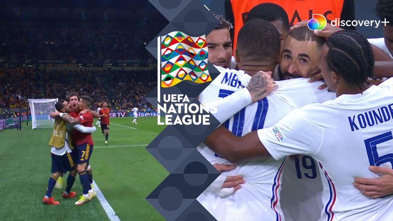 To minutter, to kasser: Oyarzabal scorer på smuk spansk omstilling – Benzema udligner med kanon