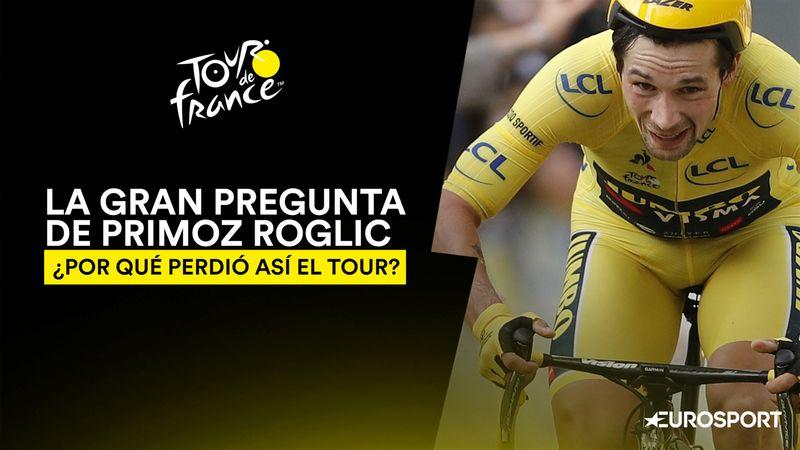 El análisis definitivo: así perdió Primoz Roglic el Tour