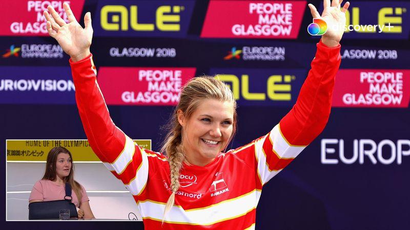 Simone Tetsche Christensen frygter ikke for OL-deltagelse trods brækket arm