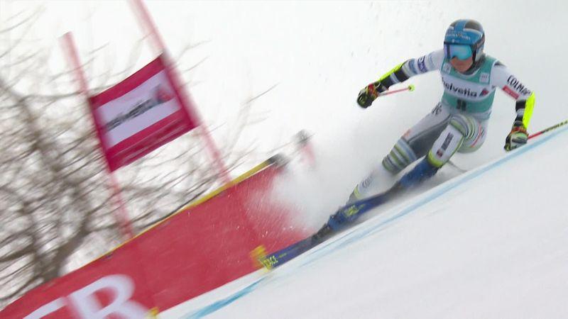 Hrovat, un podium pour finir : sa 2e manche de géant