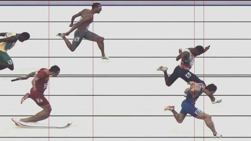 Fotofinish! So schaffte Italien die Sensation über 4x100 m