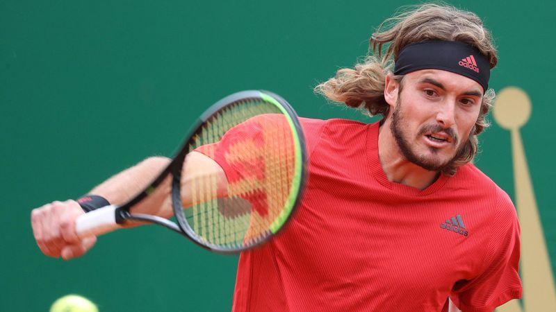 ATP Monte Carlo:Rezumatul partidei dintre Stefanos Tsitsipas și Daniel Evans