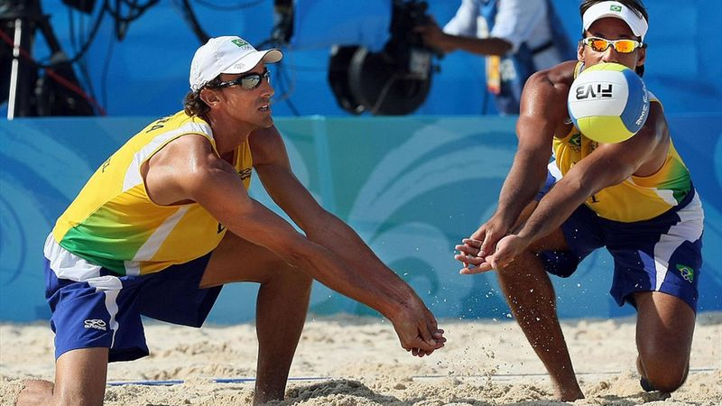 Top 5 beach volleyball moments at the Olympics