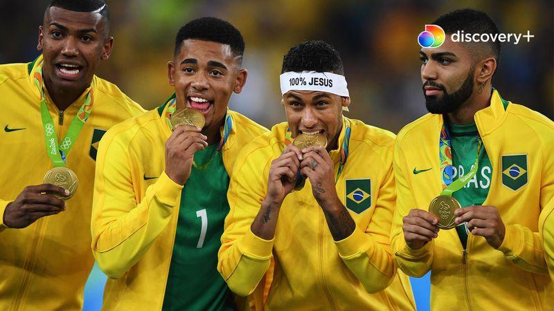 Nedtælling til OL: Alle Neymars olympiske mål