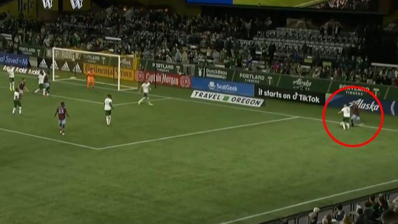 Traumhafter Schlenzer: MLS-Profi trifft aus wildem Winkel