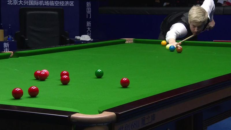 China Open: Neil Robertson batte Jack Lisowski in finale, gli highlights