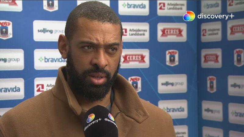 """""""Lige nu er vi ikke noget særlig godt fodboldhold"""" – David Nielsen inden FCM-opgør"""