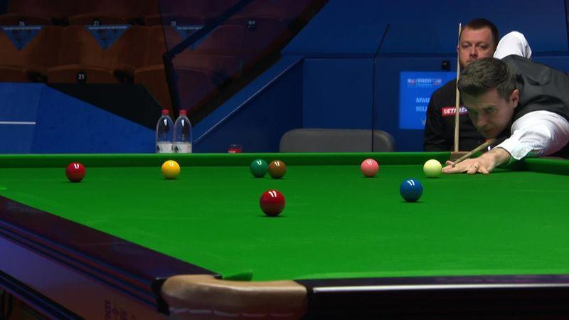 Sensacional golpe de Mark Selby ante Allen