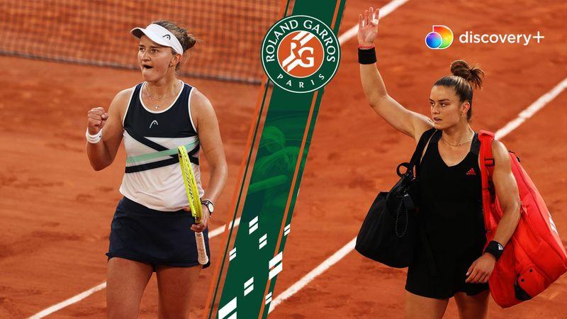 Highlights: Krejcikova klar til finalen efter tie break-drama