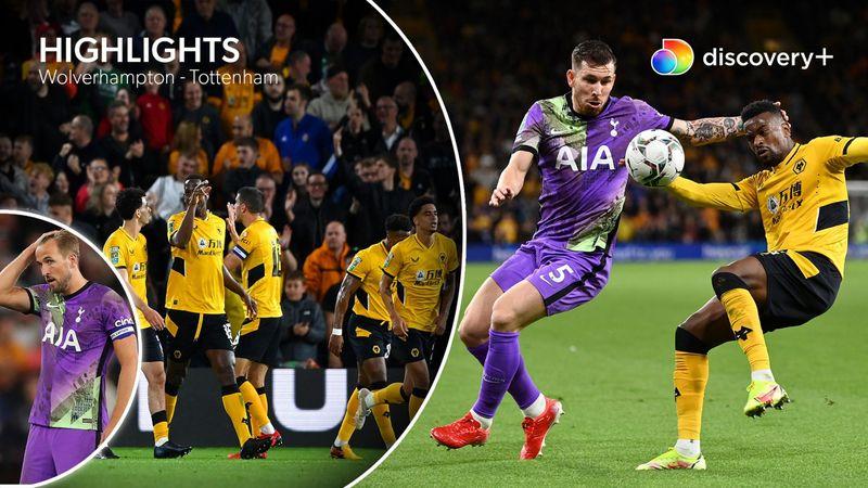 Highlights: Tottenham spiller sig videre i Carabao Cup efter chanceorgie og straffesparkskonkurrence