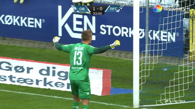 Bernat redder straffe og får stadion til at gå amok