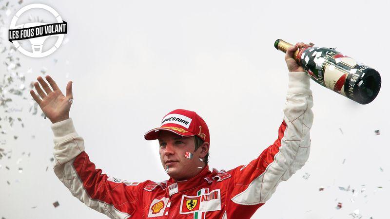 La légende de Kimi (2/2) : Räikkönen raconté à Monaco, chez McLaren, et champion chez Ferrari