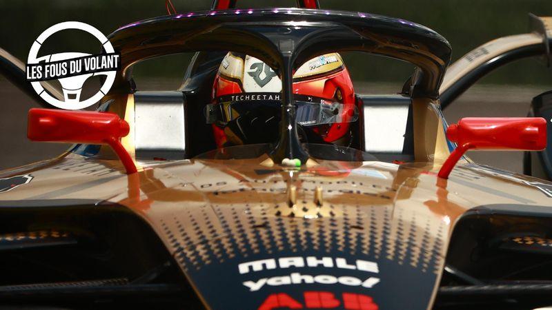 """Vergne : """"Par rapport à la F1, le travail effectué avant la course en Formule E est colossal"""""""