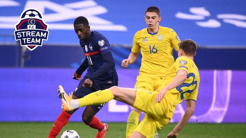 Pourquoi il n'y a aucune chance que Dembélé soit titulaire à l'Euro