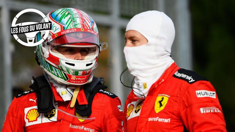 """""""La bourde de Leclerc a sauvé la saison de Vettel, et peut-être la prochaine"""""""