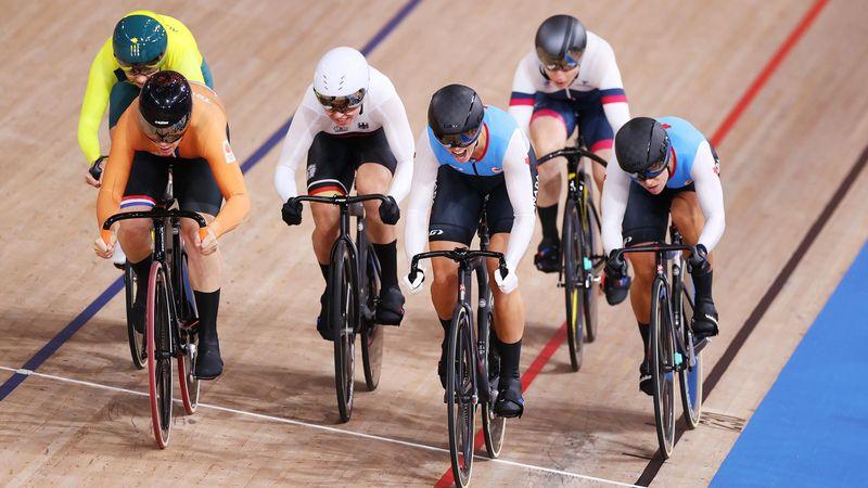 Shanne Braspennincx, aur în proba de Keirin, la Jocurile Olimpice
