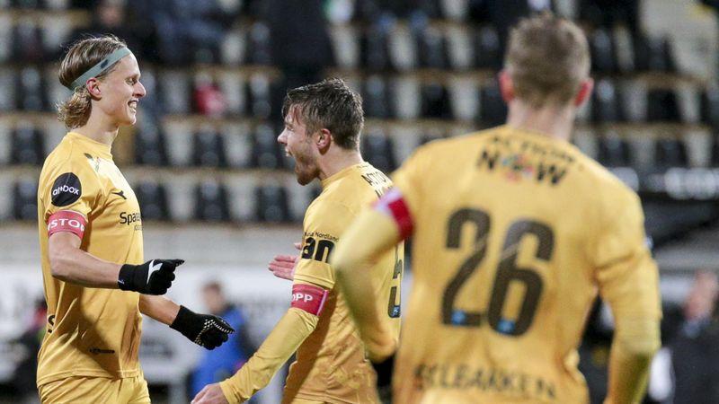 Se høydepunktene: Bodø/Glimt lekte seg mot RBK – vant 5-1