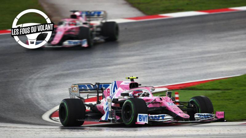 Stroll leader fourvoyé, Pérez deuxième mais bientôt remercié : Racing Point, un podium pas si rose
