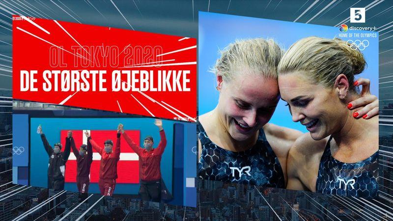 Største øjeblikke: Da Jeanette Ottesen svømmede sit sidste heat i karrieren