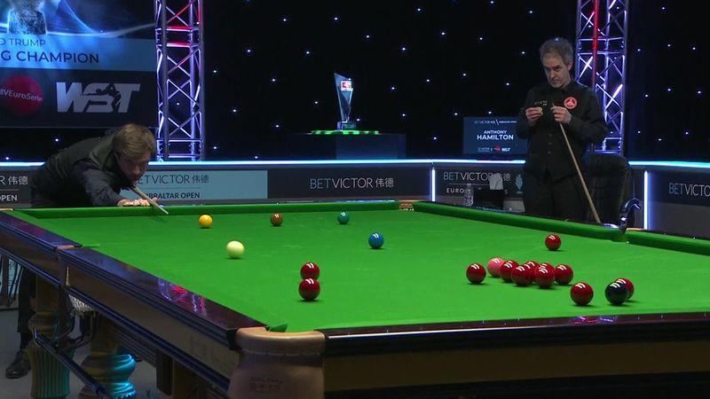 WATCH - Lisowski powers home long red against Hamilton