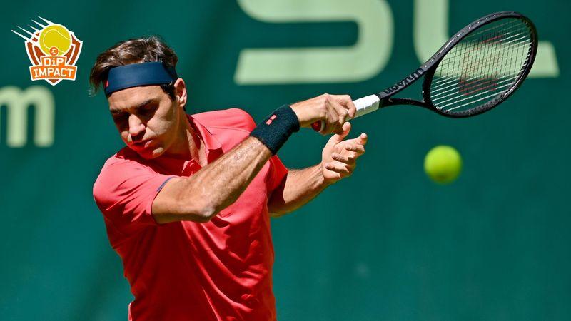 """Di Pasquale : """"Au vu de la concurrence, j'ai du mal à voir Federer aller au bout à Wimbledon"""""""
