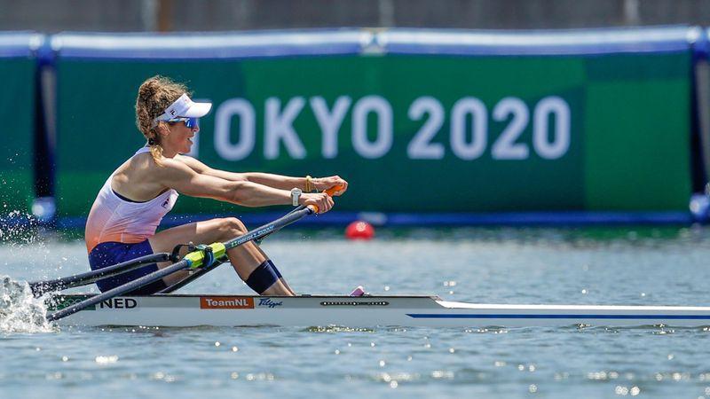 Tokyo 2020 | Souwer naar finale B skiff (M1x)