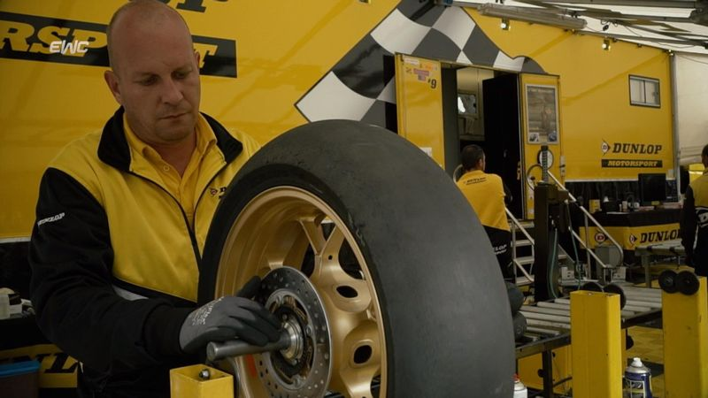 How Dunlop tackle the Bol d'Or