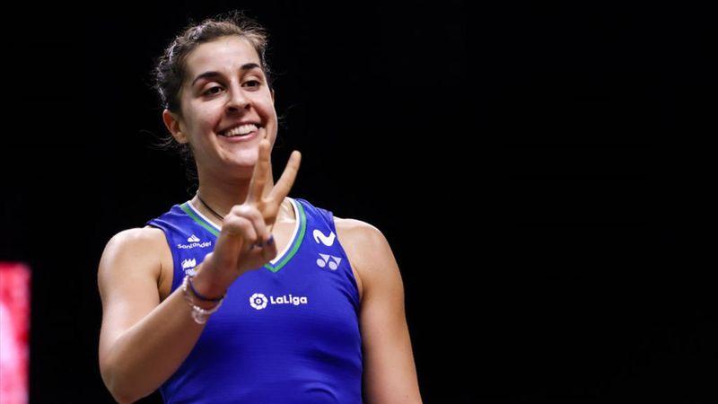 El deporte español se vuelca con Carolina Marín: todos los mensajes de ánimo