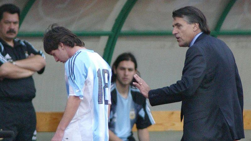 ¿Lo sabías? Messi ya sufrió una dolorosa expulsión y no romperá este récord