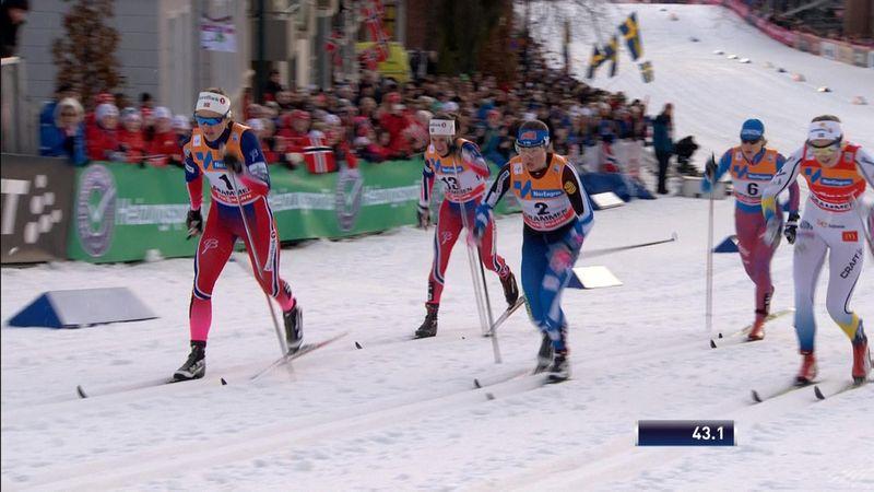 Falla gewinnt Sprint-Weltcup in Drammen