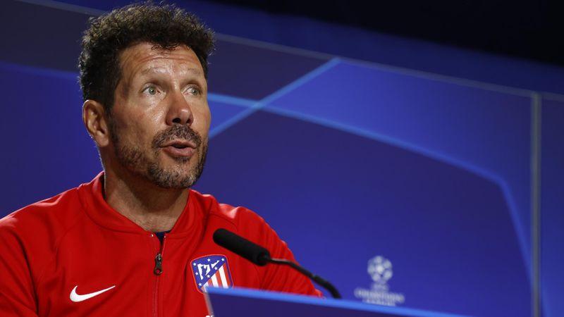 "Simeone responde a las críticas de Klopp con elogios: ""Verles jugar da placer"""