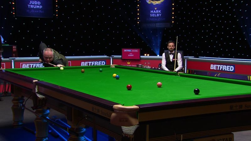 Masters2021: John Higgins îl învinge pe David Gilbert și va juca finala