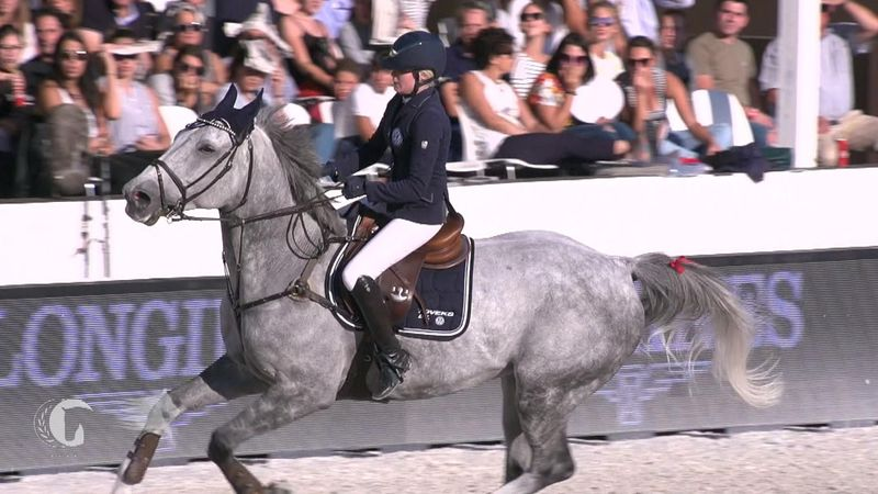 Horse Excellence: Smolders triumphs in Longines Global Champions Tour - Rome